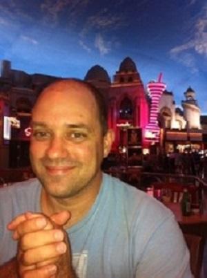 Jason McGathey, Chief-Boss